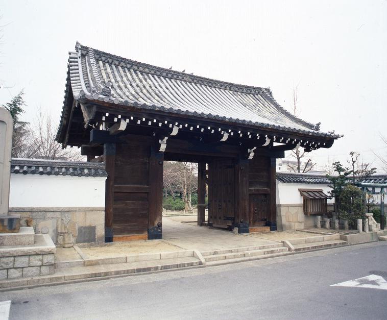 建中寺総門・三門・鐘楼・御成門