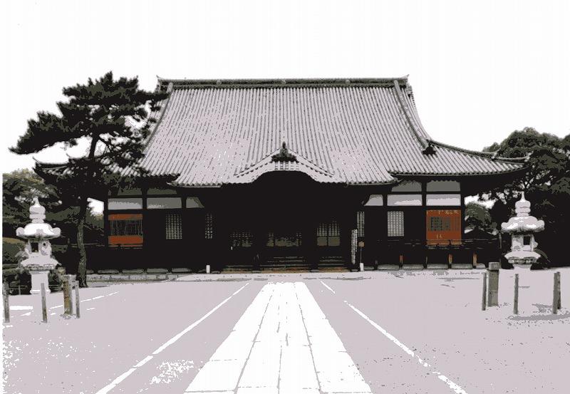 建中寺本堂・経蔵(附棟札1枚)・本堂・経蔵附棟札1枚