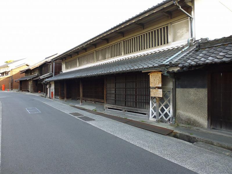 岡家住宅 ・主屋 ・作業所 ・東倉 ・西倉