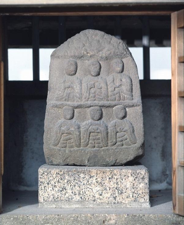 六地蔵石仏
